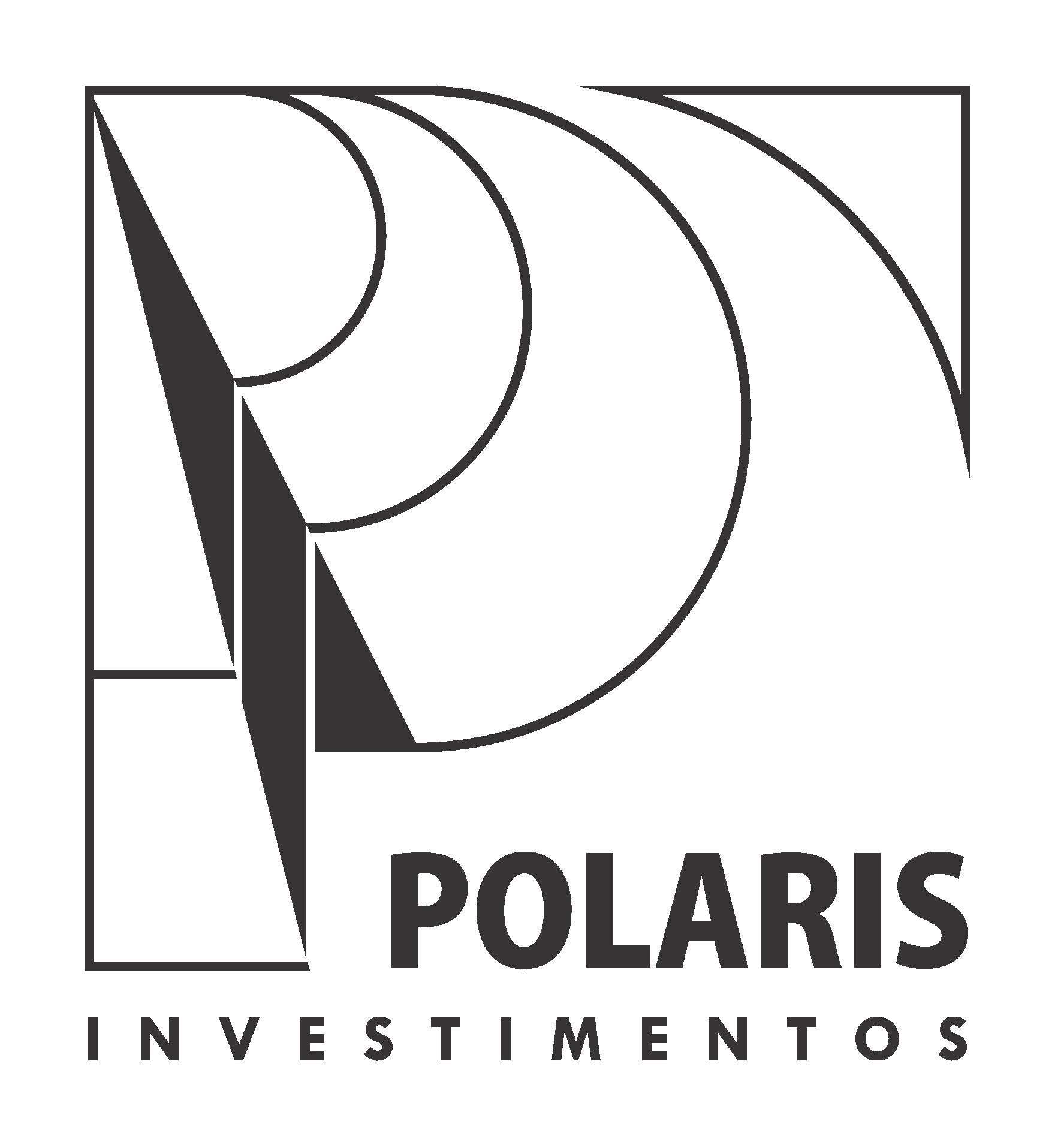 Logo POLARIS – Assinatura Preferencial – Traço em Preto